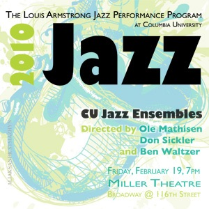Jazz Ensembles - February 2010 - Audio