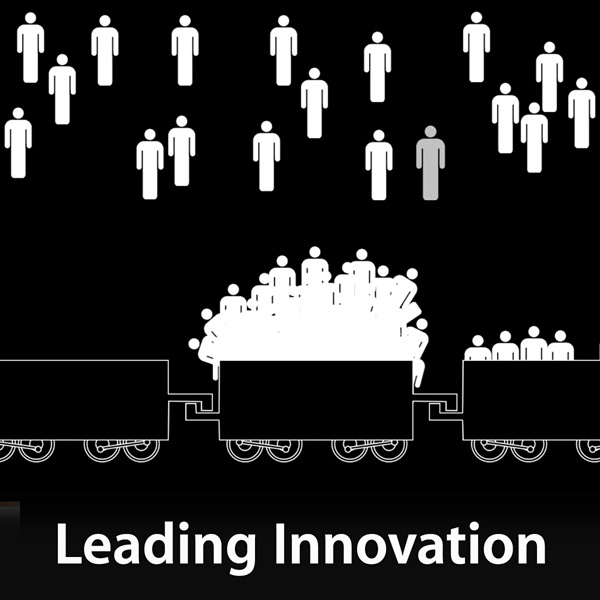 How To Lead Innovation: The 3 Carriage Train