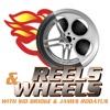Reels & Wheels artwork