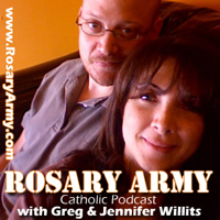 Rosary Army Catholic Podcast podcast