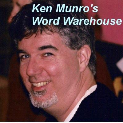 Ken Munro's Word Warehouse