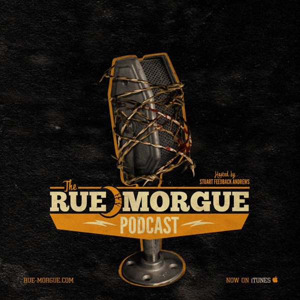 The Rue Morgue Podcast