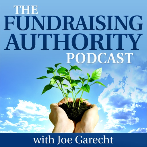 Cover image of Podcast – The Fundraising Authority