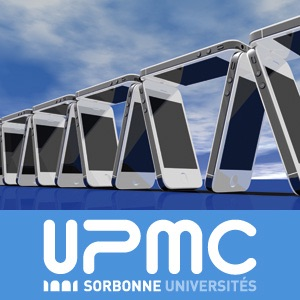 Programmation sur plateforme mobile : application à iOS et Android (HD):UPMC