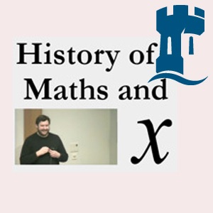 History of Maths and x