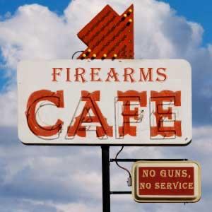 Firearms Cafe