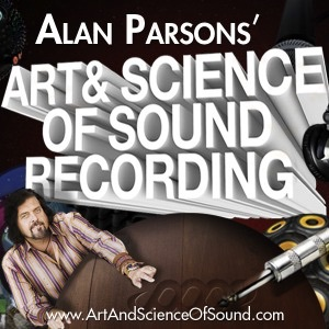 Cover image of Alan Parsons' Art & Science of Sound Recording on iTunes