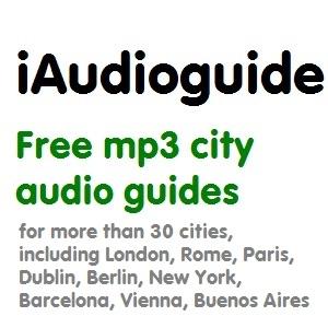 London - Kostenloser Audioguide von iAudioguide.com mit automatischen Updates aller zusaetzlichen Tracks