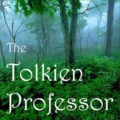 Cover image of The Tolkien Professor