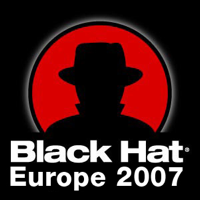 Black Hat Briefings, Europe 2007 [Audio] Presentations from the security conference. podcast