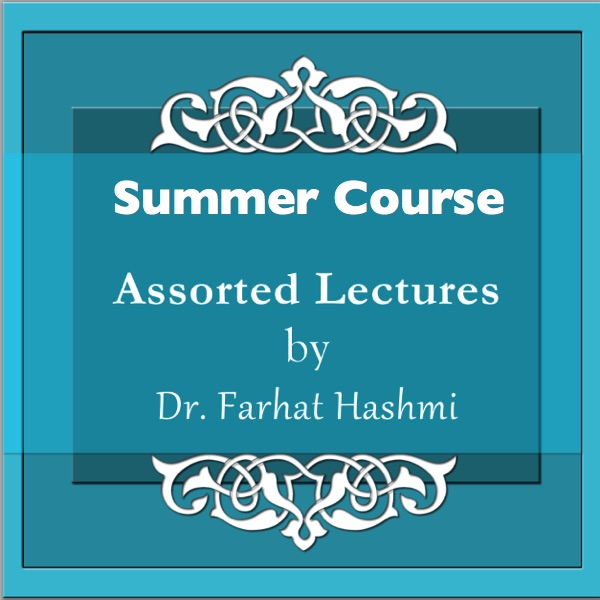 Assorted-Lecuture-Summer Course