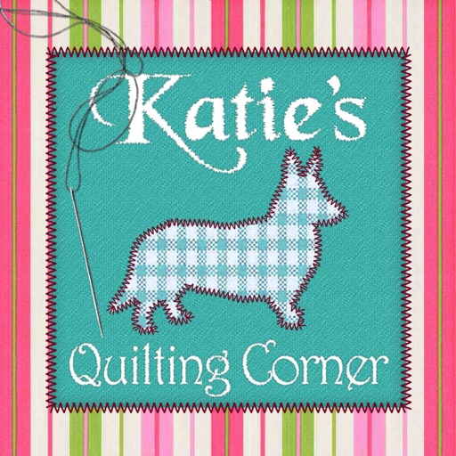 Cover image of Katie's Quilting Corner Podcast