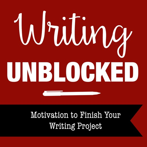 Cover image of Writing Unblocked with Britney M. Mills