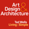 Ted Wells living : simple