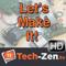 Let's Make It (Audio Only) - Tech-zen.tv