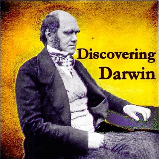 Cover image of Discovering Darwin