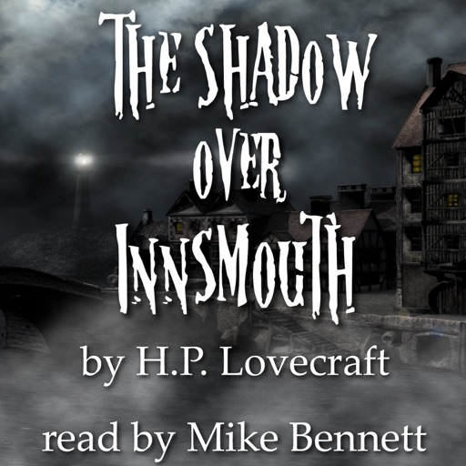 Cover image of The Shadow Over Innsmouth by H.P. Lovecraft
