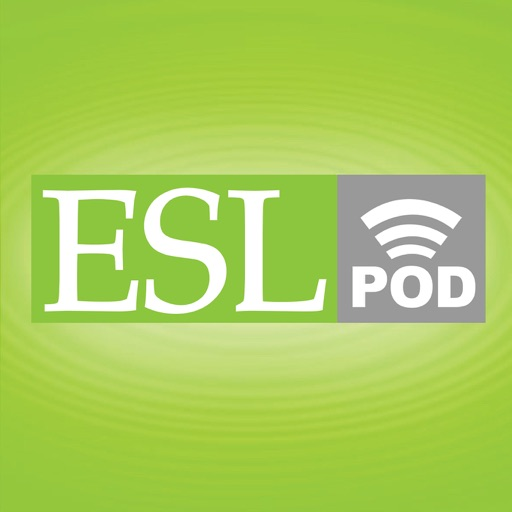 Cover image of English as a Second Language (ESL) Podcast - Learn English Online