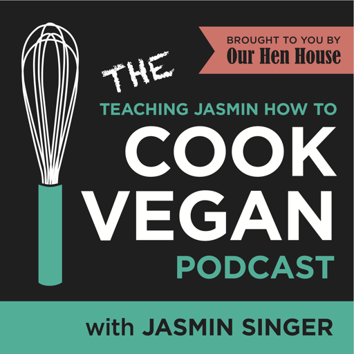 Cover image of Teaching Jasmin How to Cook Vegan
