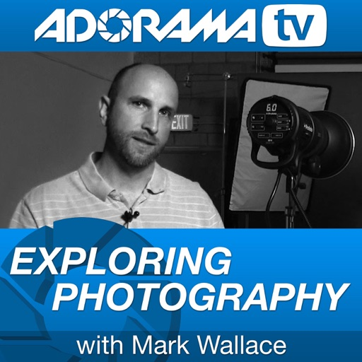 Cover image of Exploring Photography with Mark Wallace