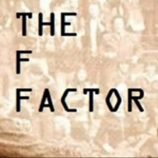 Cover image of The F Factor Podcast