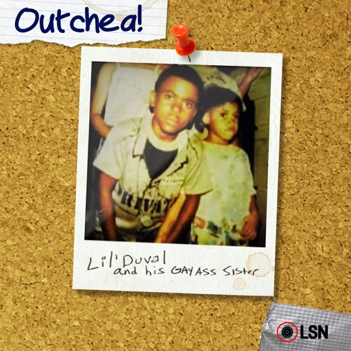 Cover image of Outchea with Lil' Duval