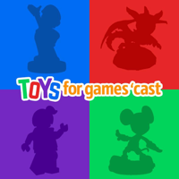 Toys For Games 'Cast - Collecting, playing with, and discussing toys-to-life podcast