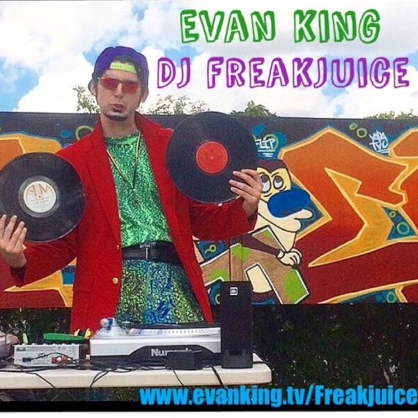 DJ Freakjuice: RetroCast