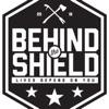 Behind The Shield artwork
