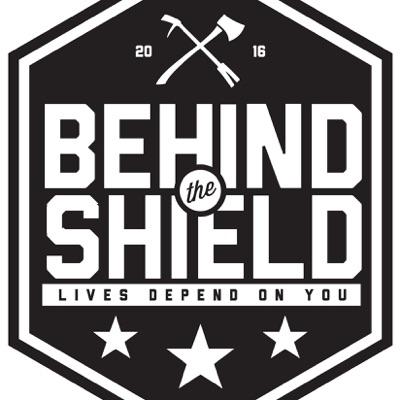 Behind The Shield:James Geering
