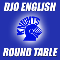 DJO English Round Table Podcast podcast