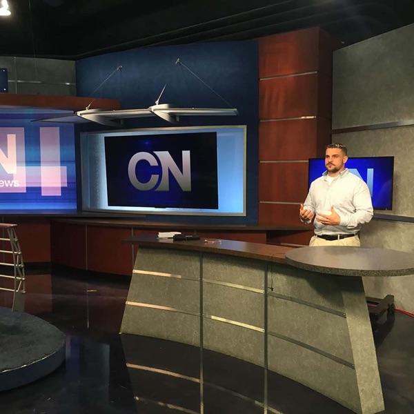 Chris Cadeau - Multimedia Sports Broadcaster