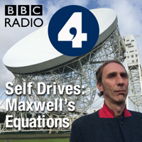 Podcast cover art for Self Drives: Maxwell's Equations
