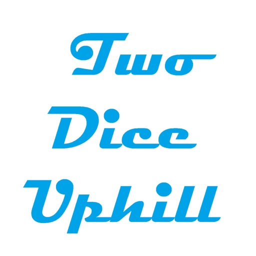 Cover image of Two Dice Uphill
