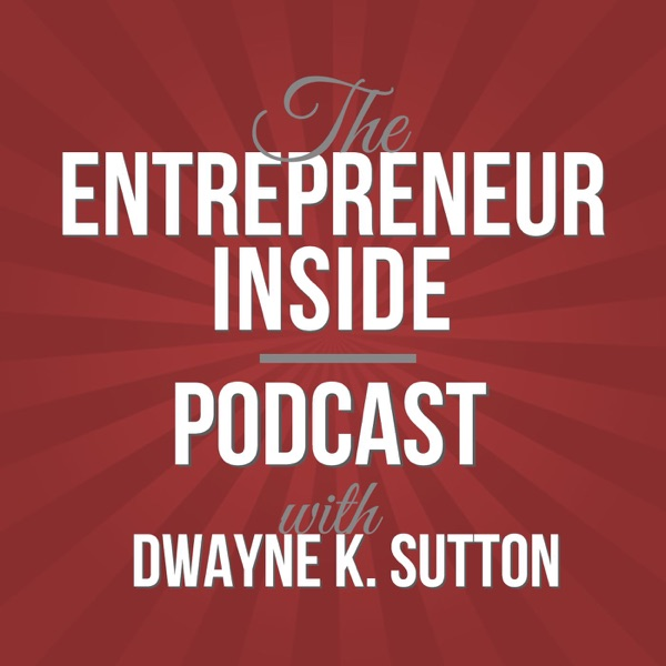 The Entrepreneur Inside banner backdrop