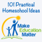 101 Homeschool Ideas