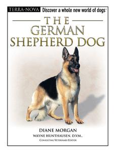 German Shepherd Dog Copertina del libro