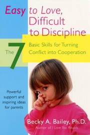 Easy To Love, Difficult To Discipline book