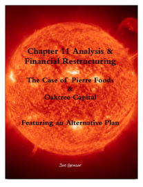 Chapter 11 Analysis & Financial Restructuring: