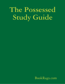 The Possessed Study Guide