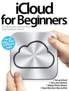 iCloud for Beginners Boekomslag
