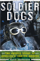 Maria Goodavage - Soldier Dogs artwork
