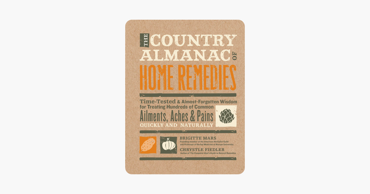 the country almanac of home remedies on apple books rh books apple com