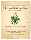 Identifying & Harvesting Edible and Medicinal Plants Book Cover