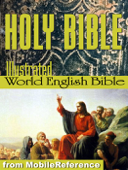 The Holy Bible Modern English translation (World English Bible, WEB)