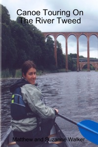 Canoe Touring On the River Tweed