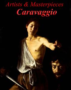 Caravaggio Boekomslag