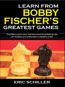 Learn from Bobby Fischer's Greatest Games Copertina del libro