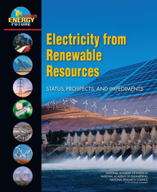 Electricity from Renewable Resources book