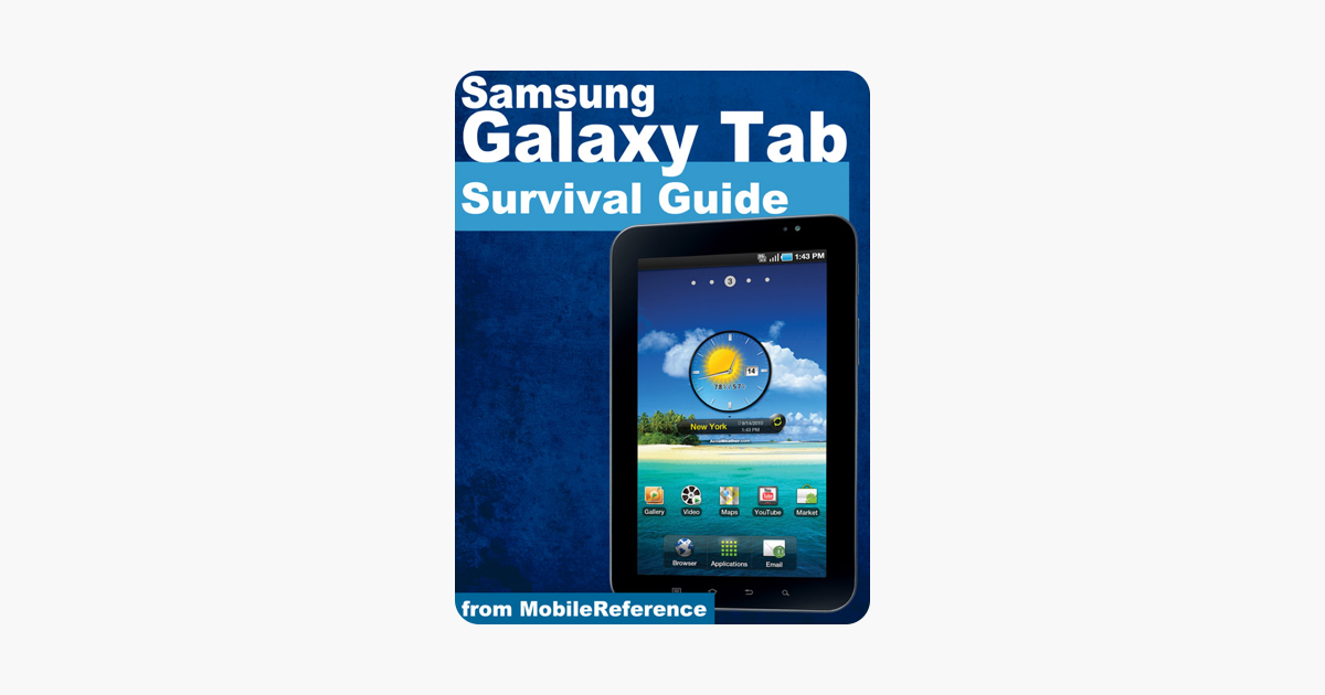 Samsung Galaxy Tab Survival Guide On Apple Books
